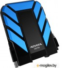 A-Data USB 3.0 2Tb AHD710-2TU3-CBL DashDrive Durable 2.5 синий