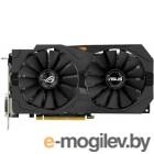 Asus PCI-E STRIX-RX470-4G-GAMING AMD Radeon RX 470 4096Mb 256bit GDDR5 1226/6600 DVIx2/HDMIx1/DPx1/HDCP Ret