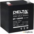 Аккумулятор Delta DT 12045 12V4.5Ah