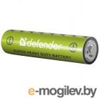 Defender R03-4B, AAA, солевая, 4 шт. в блистере