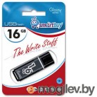 Smart Buy 16GB Glossy series Black SB16GBGS-K