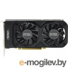 Palit GeForce GTX1050Ti 4Gb <PCI-E> DDR5 GTX1050Ti DUAL OC (RTL)  DVI+HDMI+DP <>