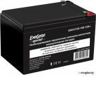 Аккумуляторная батарея  Exegate Special EXS12120, 12В 12Ач, клеммы F1