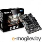 Asrock J3355M 2xDDR3 mATX AC`97 8ch(7.1) GbLAN+VGA+DVI+HDMI