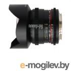Samyang Nikon MF 14 mm T3.1 ED AS IF UMC VDSLR