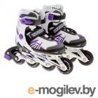 раздвижные коньки Onlitop ABEC-5 Purple 39-42 869415