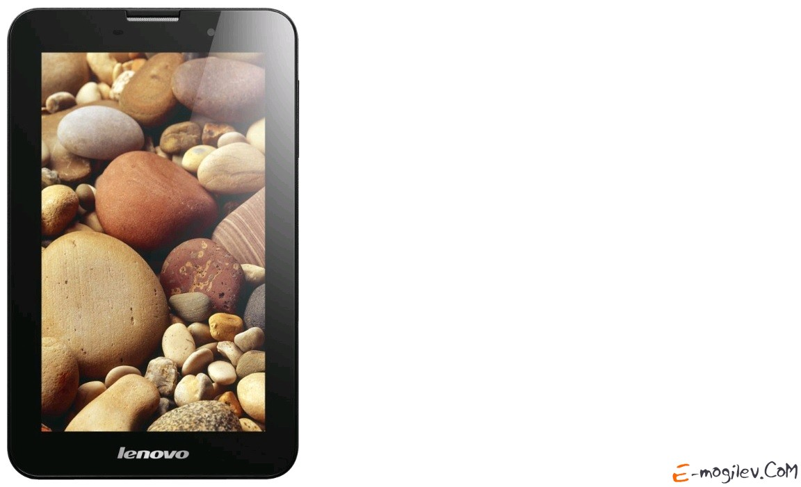 Lenovo IdeaTab A3000 7IPS   black