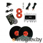 Hercules Deejay Trim 4&6 + Scratch Starter Kit