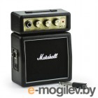Marshall MS-2 Micro Amp Black