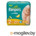 Pampers New Baby-Dry Mini 3-6кг 27шт 4015400537397
