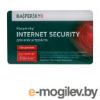 Kaspersky Internet Security Multi-Device Russian Edition 2Dt 1 year Renewal Card (KL1941ROBFR)