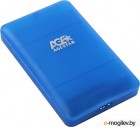 AgeStar 3UBCP3-Blue (EXT BOX для внешнего подключения  2.5  SATA HDD, USB3.0)