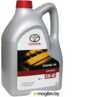 МАСЛО МОТОРНОЕ TOYOTA 5W40 5L  API: SM/SN 08880-80375GO