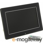 Digital Photo Frame Ritmix<RDF-1018>цифр. Фоторамка (MP3/WMA/MPEG4/JPEG, 10.1LCD, 1024x600,  SD/MMC, USB2.0,  ПДУ)