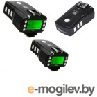 аксессуары для вспышек Pixel King PRO Wireless E-TTL Flash Trigger for Canon