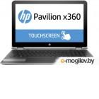 HP Pavilion x360 15-bk100ur X9X93EA Intel Core i3-7100U 2.4 GHz/8192Mb/500Gb  8Gb SSD/No ODD/Intel HD Graphics/Wi-Fi/Bluetooth/Cam/15.6/1920x1080/Touchscreen/Windows 10 64-bit