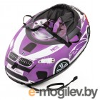 Small Rider Snow Cars 2 110x86cm BM Purple 4084269