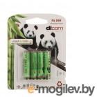 Dicom Panda 1100 mAh Ni-MH AAA1100mAh 4 штуки