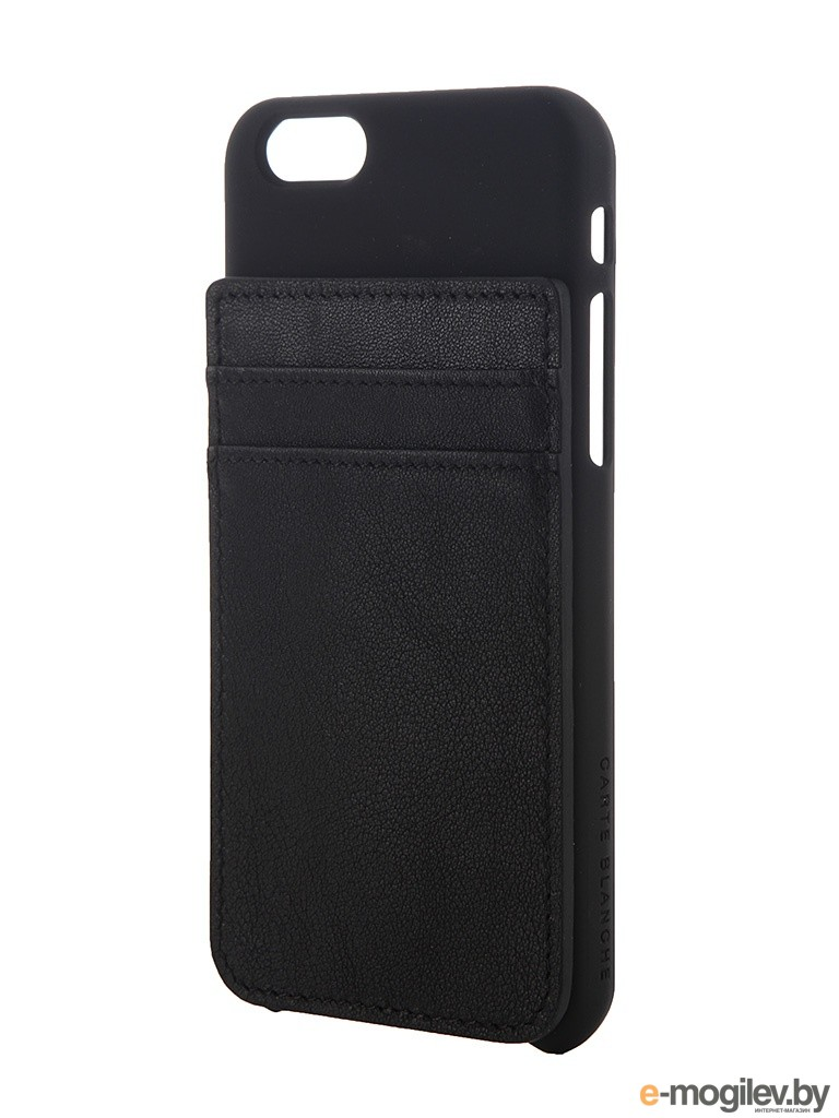 Чехол Boostcase Carte Blanche Cardholder для iPhone 6 / 6S Black CBCHSPIP6-BLK