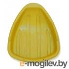 Инвист Пласт Треугольная, большая Yellow