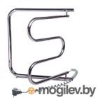 полотенцесушители электрические Navin Твин 600x600 - нержавеющая сталь правый