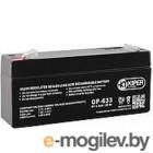 Аккумуляторная батарея для ИБП  6V 3.3Ah Kiper [GP-633] F1