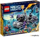 Конструктор Lego Nexo Knights Штаб Джестро 70352
