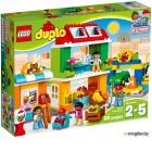 Конструктор Lego Duplo Городская площадь 10836
