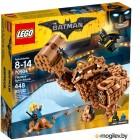 Конструктор Lego Batman Movie Атака Глиноликого 70904