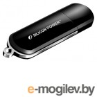 Silicon Power LuxMini 322 8Gb Black