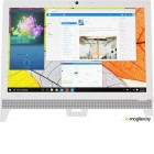 Lenovo IdeaCentre 310-20IAP 19.5 WXGA+ P J4205/4Gb/1Tb 5.4k/Windows 10/GbitEth/WiFi/BT/клавиатура/мышь/Cam/белый 1440x900