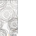 Декоративная плитка для ванной Belani День белый 250x500