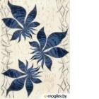 Декоративная плитка для ванной Березакерамика Магия фантазия синяя 250x350