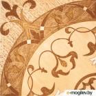 Плитка для пола Березакерамика Помпея бежевая 420x420
