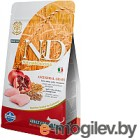 Farmina N&D Low Grain Chicken & Pomegranate Adult 10.0 кг