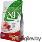Farmina N&D Grain Free Chicken & Pomegranate Neutered 5.0 кг
