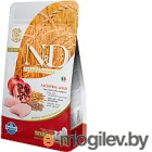 Farmina N&D LOW GRAIN CHICKEN & POMEGRANATE PUPPY STARTER 0.8 кг