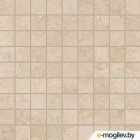 Декоративная плитка для пола ColiseumGres Сиена бежевая мозайка 300х300