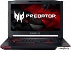 Acer New Predator G9-593-714Q Intel Core i7-6700HQ/16GB DDR4/1TB + 128SSD/DVDRW/15.6 FHD IPS LCD with G-Sync/GTX 1060 6GB DDR5/WiFi+BT/Linux/Black/Black