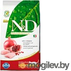 Farmina N&D Grain Free Chicken & Pomegranate Neutered 10кг