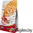 Farmina N&D Low Grain Chicken & Pomegranate Adult 1.5кг