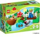 Конструктор Lego Duplo Уточки в лесу 10581