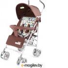 Детская прогулочная коляска Baby Tilly Rider BT-SB-0002 коричневый