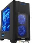 GameMax H603BK (без БП, голубая)