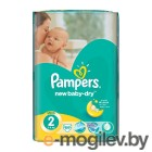 Pampers New Baby-Dry Mini 3-6кг 66шт 4015400649649