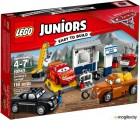 Конструктор Lego Juniors Гараж Смоуки 10743