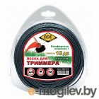 Леска для триммера DDE Still Line 2.4mm x 58m Light Blue 645-013