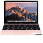 APPLE MacBook 12 Rose Gold MNYM2RU/A Intel Core m3 1.2 GHz/8192Mb/256Gb/Intel HD Graphics 615/Wi-Fi/Bluetooth/Cam/12.0/2304x1440/macOS Sierra