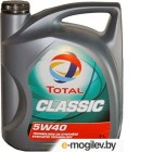 Моторное масло Total Classic 5W40 / 156721 5л
