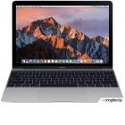 APPLE MacBook 12 Space Grey MNYF2RU/A Intel Core m3 1.2 GHz/8192Mb/256Gb/Intel HD Graphics 615/Wi-Fi/Bluetooth/Cam/12.0/2304x1440/macOS Sierra
